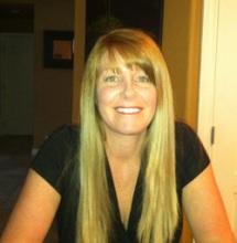 Author Laury Falter
